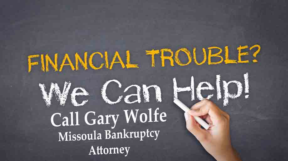 Financial Help through Bankruptcy